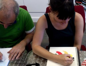 drop-in-draw-session